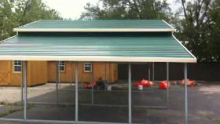 Garden Sheds Portable Buildings Prefab Garages Metal Carports Steel Structures Loft Barns