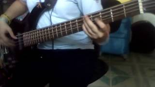 Juan Luis Guerra - La Guagua (Bass Cover)