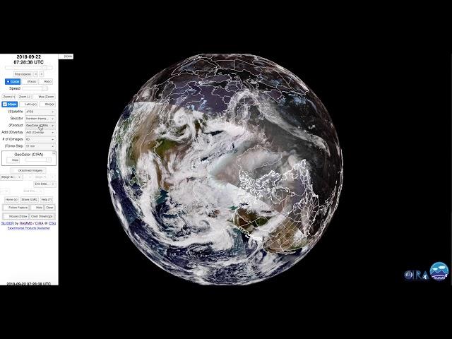 GOES/Polar Images