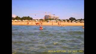 Bibione Pineda 2013: sole, spiaggia, mare