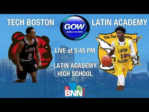 Game of the Week: Tech Boston Bears vs. Latin Academy Dragons (Boys)