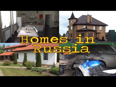Homes in Russia - Living the Russian Dream