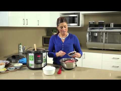 All-in-One Cooker – Pulled pork | Philips | HD2137