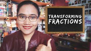 Transforming Fractions [CC] - Ciטil Service Exam Review