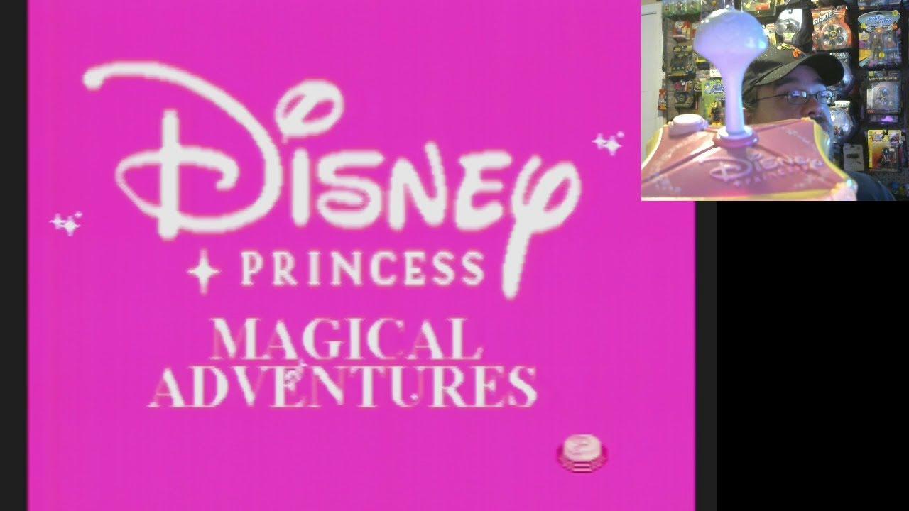 Disney Princess Pt 1 Plug Play Tv Games Game Play