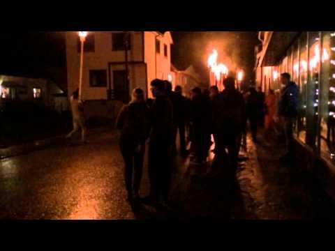 New Year in Vági 2013 -14 (Suðuroy, Faroe Islands)