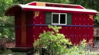Hand Built Gypsy Wagon Vardo  For Sale