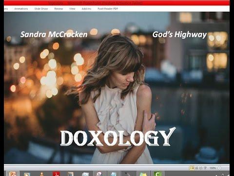 Sandra McCracken - Doxology (Lyrics)