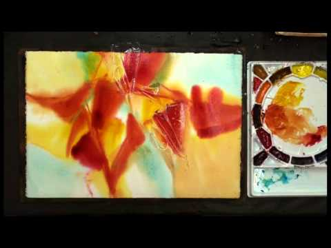 Preview | Watercolor Without Boundaries with Karlyn Holman, Part 3
