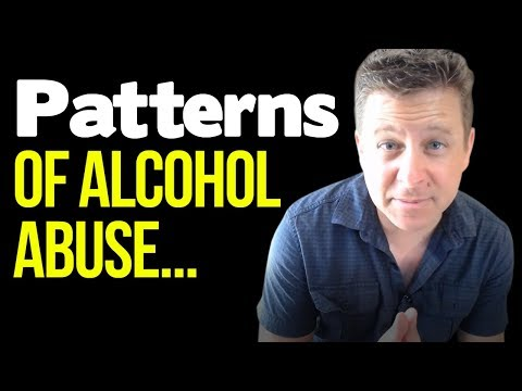 Trauma & Addiction – Patterns Of Alcohol Abuse and the Psychology Of Addiction