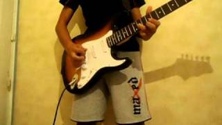 South African Anthem On Guitar By Angelo Caldeira