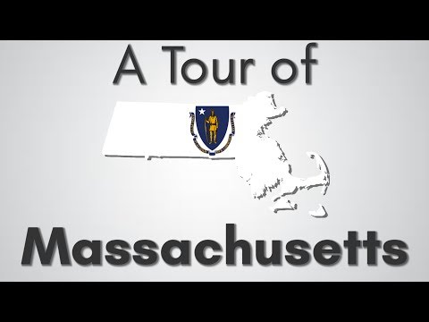 Massachusetts: A Tour of the 50 States [6]