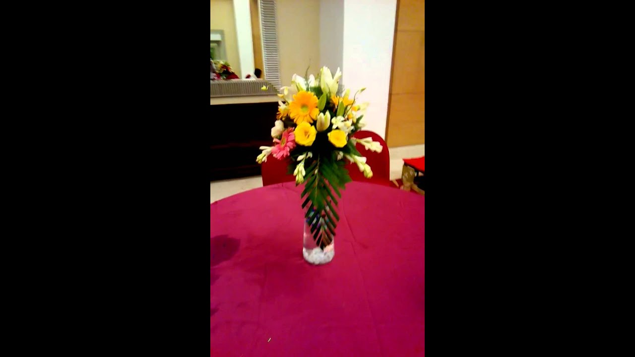 Flower Pot For Table Decor 09891478183 Youtube