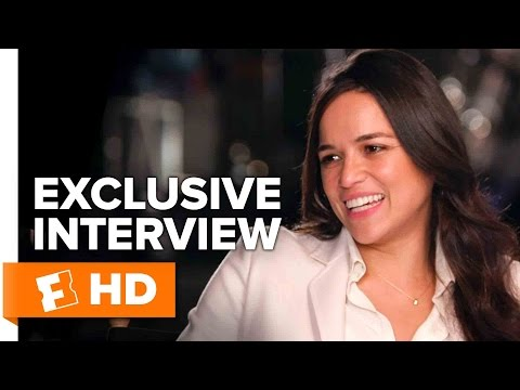 Michelle Rodriguez Plays Name That Movie - Exclusive Interview (2017)