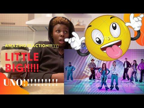 Russia 🇷🇺 Eurovision 2020:  Little Big - UNO | English  Reaction Video 🎉| маленький большой уно