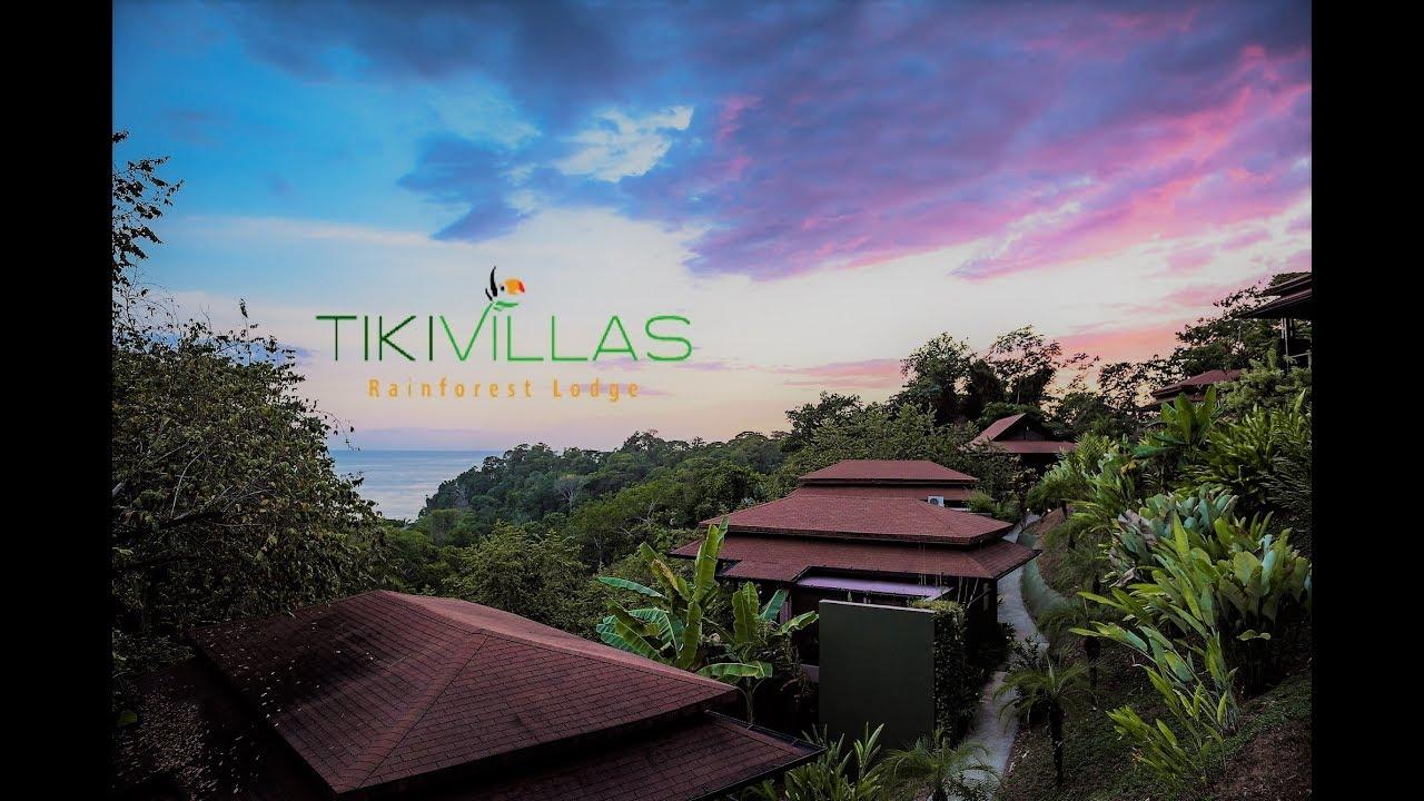 Tiki Villas adult-only hotel. Uvita Costa Rica