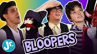 BLOOPERS! ROUND 1 - Pick Your Popstar