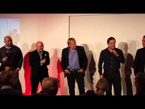 Gavin Hastings Team Talk