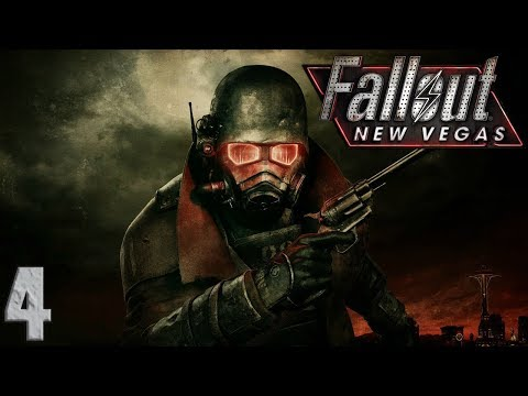 Let's Play - Fallout: New Vegas - 04 The Defense of Goodsprings