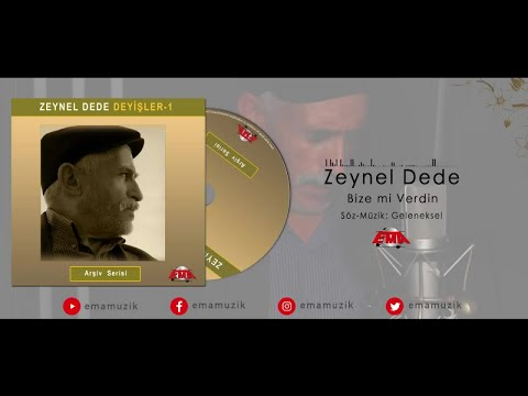 Zeynel Dede - Bize Mi Verdin - (Deyişler-1 / 2008 Official Video)