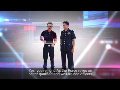 Singapore Police Force Workplan Seminar 2015