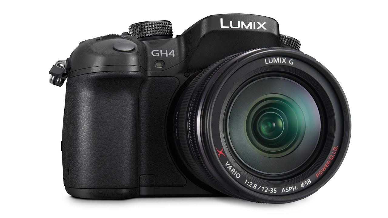 Panasonic DMC-GH4-YAGH Lumix DMC-GH4 4K Micro Four Thirds Digital .