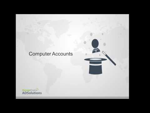 Automating Active Directory Clean Up