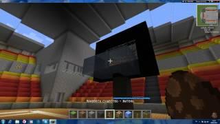Minecraft 17 эпизод Обзор карты Basketball Arena
