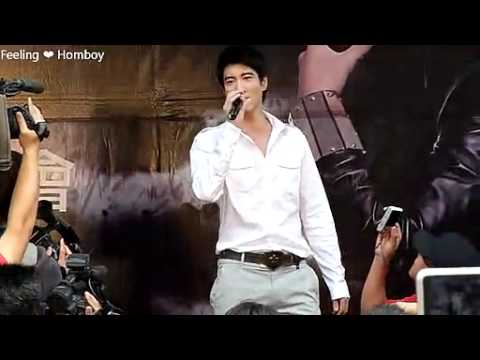 "Leehom Wang - ""Still In Love With You"" (live) Taipei, 9. October 2011"