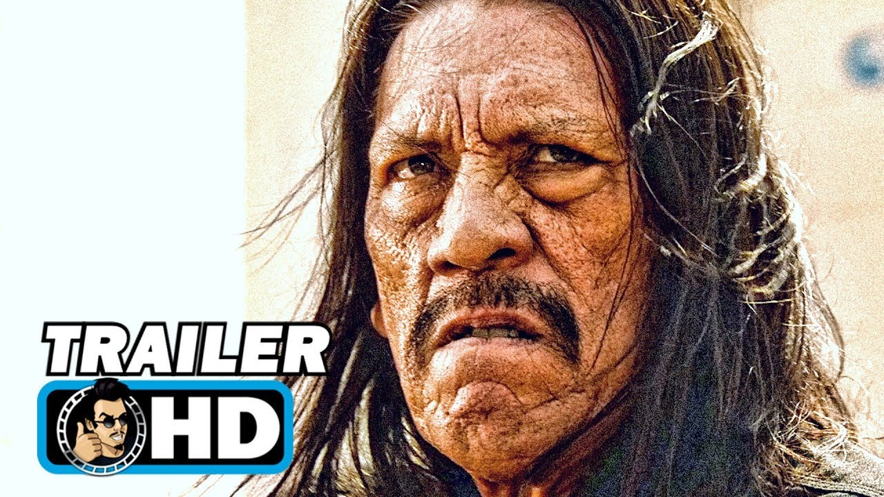 INMATE #1: THE RISE OF DANNY TREJO Trailer (2020) Documentary Movie HD