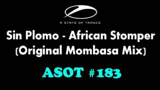 Sin Plomo - African Stomper (Original Mombasa Mix)
