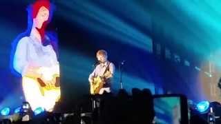 Ed Sheeran - Tenerife Sea LIVE @Alcatraz, Milano (20/11/2014)