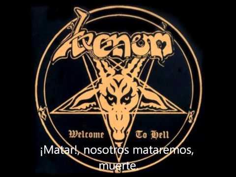 Venom  Welcome To Hell Subtitulos en Español