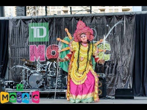 TD Mosaic 2017 Chhau Dance
