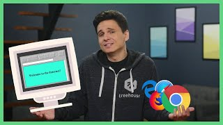 What is a web browser? screenshot 2