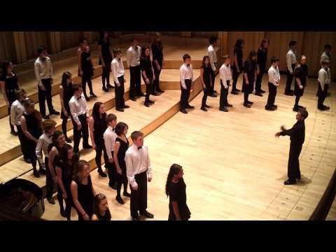 Cathedral School Llandaff House Singing Competition - Euddogwy Unison