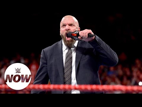 Thumbnail: Triple H joins Team Raw for Survivor Series: WWE Now