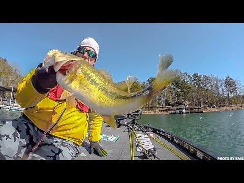 How Skeet Got RICH Swimbait Fishing Bass Tournaments
