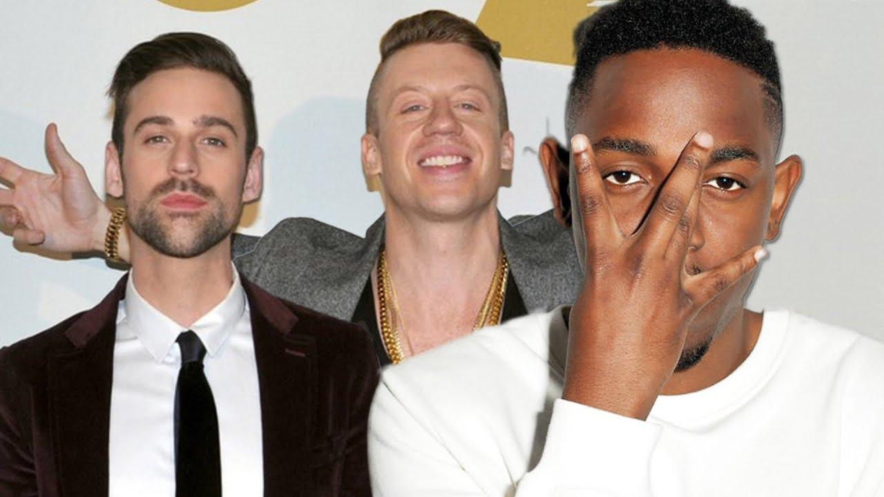Download Kendrick Lamar Reacts To Macklemore Grammy