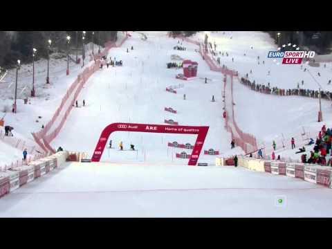 Alpine Ski Are (Swe) 13.12.2014 Mikaela Shiffrin