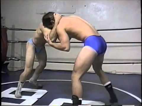 Gay Wrestling Scissors
