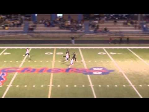 Brianna Castaldi-Goalie. West Ouachita High School. Highlights 2013