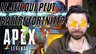 THE GAME WHAT CAN BEAT FORTNITE! APEX LEGENDS BR FREE TO PLAY (TEST AND GAMEPLAY)