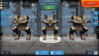 War Robots [3.2] - Rhino Hangar Test