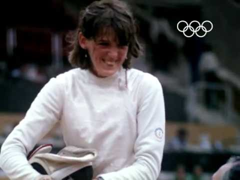 Pascale Trinquet Gold - France Break Record | Moscow 1980 Olympics