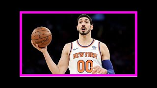 Breaking News | Knicks Center Enes Kanter's Father Indicted As