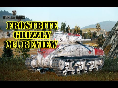 World of Tanks - Frostbite Grizzly M4 Review