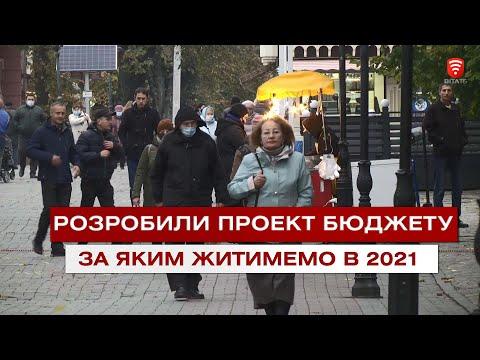 Телеканал ВІТА: Проєкт бюджету Вінниці на 2021 рік