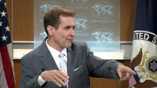 Daily Press Briefing - July 7, 2016