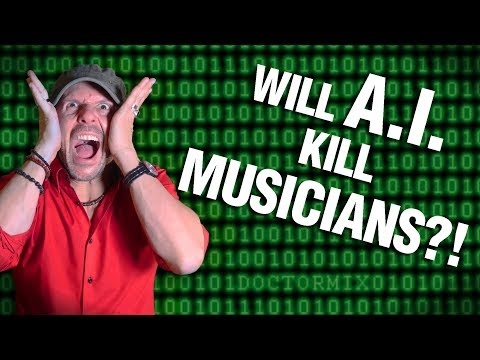 Mind Blowing A.I. Music Composer!!